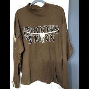 Other - Brooks & Dunn band concert tour shirt XL